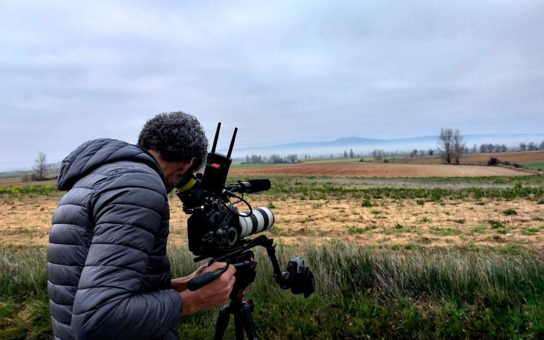 Primer rodaje de Negro limbo en España